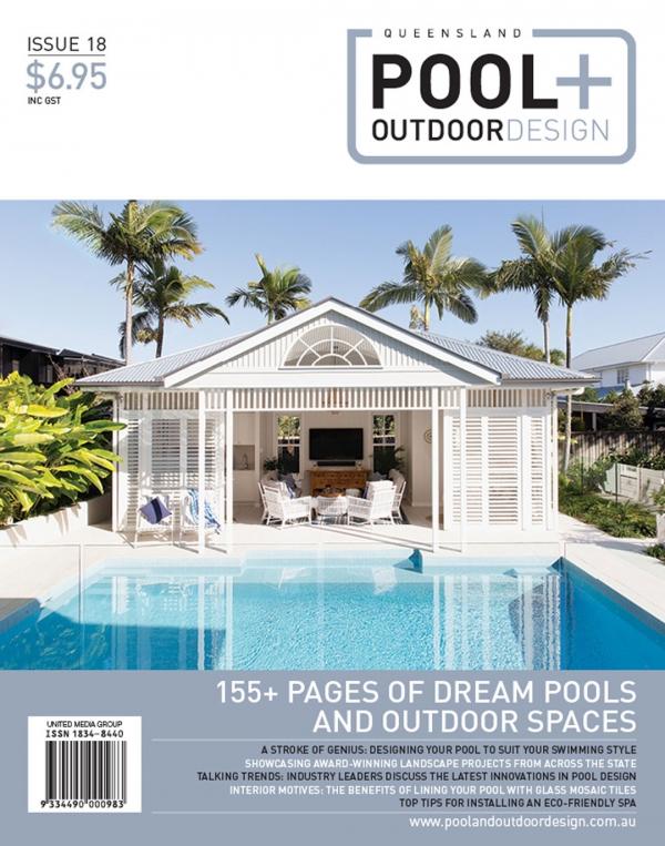 Pool outdoor design