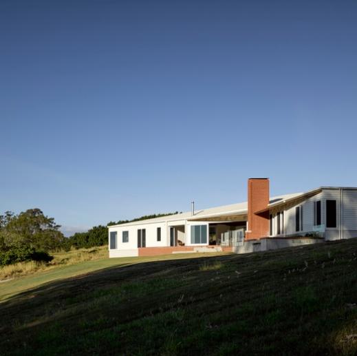 Rochedale farmhouse
